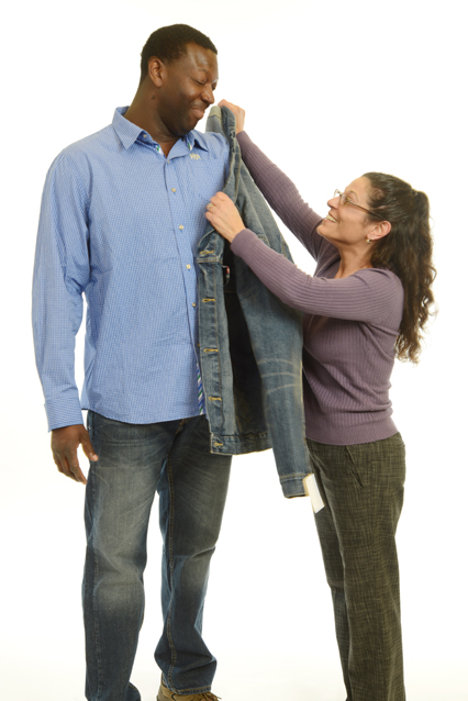 Big or tall men 39 s sizes a problem of large proportions for Mens tall denim shirt
