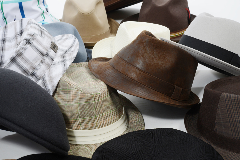 Men's hats in every possible style!