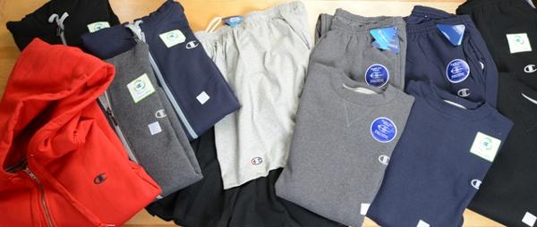 Mens sweatpants, sweatshirts and shorts