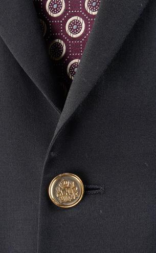 Men's Navy Blazer 2014