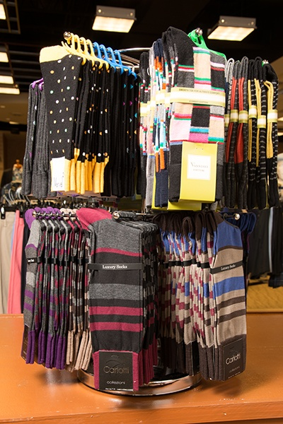 Socks in every size, color and style
