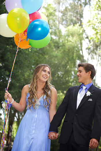 ballons couple dt